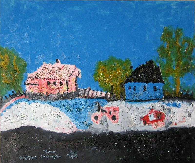 Perovo village