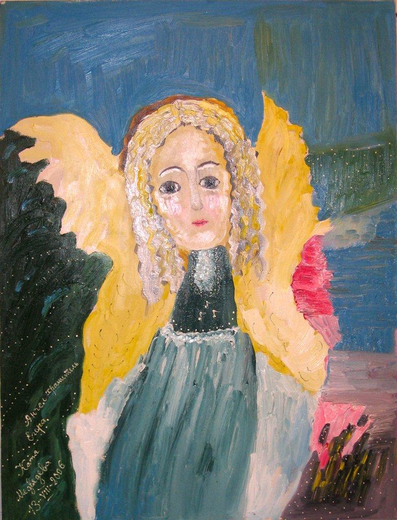 Ангел хранитель Егора