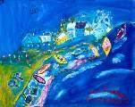 Картина Кати Медведевой: Старая Ладога Популярность: 7325