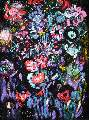 Картина Кати Медведевой: Цветы Популярность: 5379