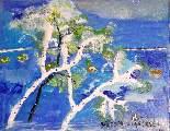 Картина Кати Медведевой: Натюрморт Популярность: 5351