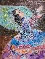 Картина Кати Медведевой: Портрет Популярность: 4692