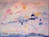 Картина Кати Медведевой: Старая Ладога Популярность: 5369