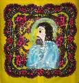 Картина Кати Медведевой: Святой Популярность: 5191