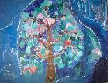 Картина Кати Медведевой: Дерево Популярность: 5940