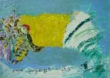 Картина Кати Медведевой: Птичка Популярность: 1933