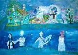 Картина Кати Медведевой: Старая Ладога Популярность: 4358
