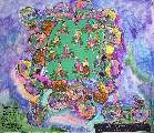 Картина Кати Медведевой: Праздник колеса Популярность: 5336