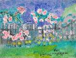 Картина Кати Медведевой: Деревня Популярность: 6037
