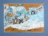 Картина Кати Медведевой: Старая Ладога Популярность: 6589