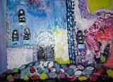 Картина Кати Медведевой: Церковь Святого Георгия Популярность: 4274