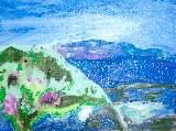 Картина Кати Медведевой: Пейзаж Популярность: 3310