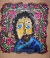 Картина Кати Медведевой: Святой Популярность: 5163