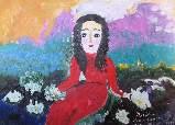 Картина Кати Медведевой: Цепора жена Моисея Популярность: 6360