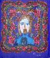 Картина Кати Медведевой: Иисус Популярность: 5630
