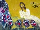 Katya Medvedeva : Jesus in Hefsimon's gardens Popularity: 8153