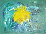 Картина Кати Медведевой: Цветок Популярность: 4327