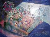 Картина Кати Медведевой: Евангелье Популярность: 5459