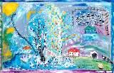 Картина Кати Медведевой: Весна Популярность: 7519