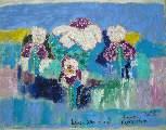 Картина Кати Медведевой: Ирисы  Популярность: 1176