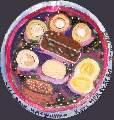 Картина Кати Медведевой: Хлеб наш насущный Популярность: 6074