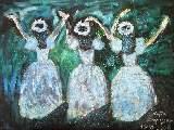 Картина Кати Медведевой: Жизель Популярность: 4623