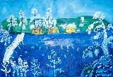 Картина Кати Медведевой: Болдино Популярность: 8100