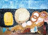Картина Кати Медведевой: Хлеб Популярность: 5026