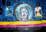 Картина Кати Медведевой: Иисусу Христу 2013 лет, России 1013 лет Популярность: 9584