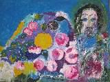 Картина Кати Медведевой: Яблочный спас Популярность: 4351
