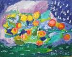 Картина Кати Медведевой: Натюрморт Популярность: 5240