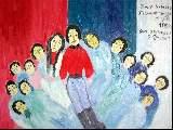 Картина Кати Медведевой: Князь Всеволод. Большое гнездо. 13 детей. 1136 год Популярность: 6770