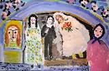Картина Кати Медведевой: Венчание в селе Турчино. Суздаль Популярность: 5986