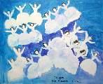 Картина Кати Медведевой: Жизель Популярность: 4144