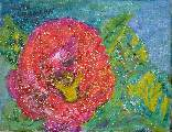 Картина Кати Медведевой: Цветок Популярность: 5041
