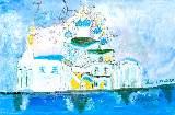 Картина Кати Медведевой: Коломенское Популярность: 4263