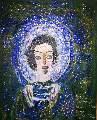 Картина Кати Медведевой: Святой Новгородский воин Популярность: 5404